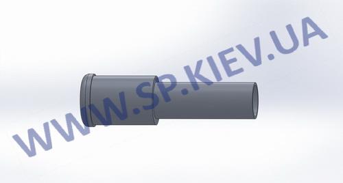 точёный палец под накатной ролик