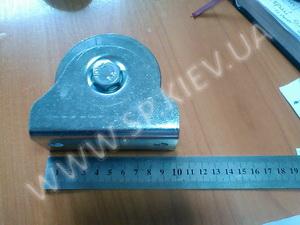 Ролик для ворот по уголку размеры: длина