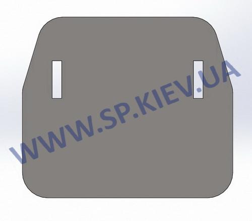 Заглушка накатного ролика сп стандарт